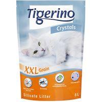 Tigerino Crystals Silicate XXL Cat Litter - 5 litre