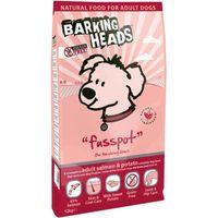 Barking Heads Fusspot Salmon & Potato - Economy Pack: 2 x 12kg