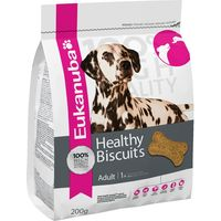 Eukanuba Healthy Biscuits - Adult - Saver Pack: 3 x 200g