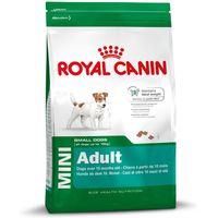 Royal Canin Mini Adult - 8kg + 1kg Free!