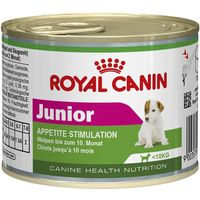 Royal Canin Wet Mini Junior - Appetite Stimulation - Saver Pack: 24 x 195g