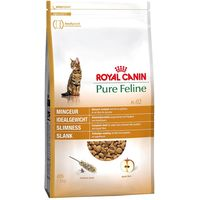 Royal Canin Pure Feline No.2 Slimness - Economy Pack: 2 x 3kg