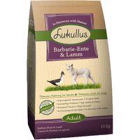 Lukullus Dog Food Barbary Duck & Lamb - 15kg