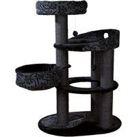 Trixie Filippo Cat Tree - Black/ Anthracite
