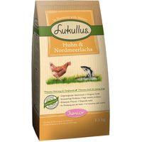 Lukullus Junior Chicken & Northern Wild Salmon - 1.5kg