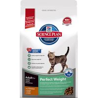 Hills Science Plan Feline Adult - Perfect Weight - 3kg