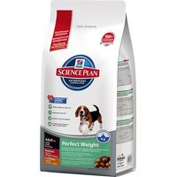 Hills Science Plan Canine Adult - Perfect Weight Medium - 10kg