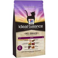 Hills Ideal Balance Feline No Grain - Chicken & Potato - 2kg