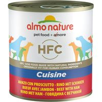 Almo Nature Classic 6 x 280/ 290g - Chicken Fillet (280g)