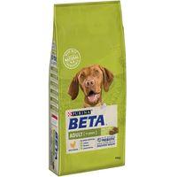 BETA Dog Food Economy Packs - Puppy with Lamb & Rice (2 x 14kg)