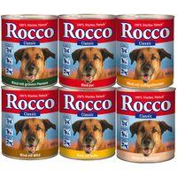 Rocco Mixed Trial Pack 6 x 800g - Menu