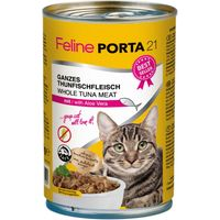 Feline Porta 21 Saver Pack 12 x 400g - Pure Chicken