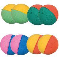 Trixie Cat Softballs - 8 Balls