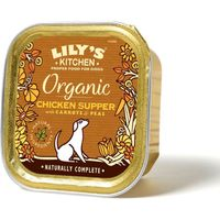 Lilys Kitchen Organic Chicken Supper for Dogs - 11 x 150g
