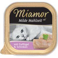 Miamor Mild Meal 6 x 100g - Kitten: With Tuna & Chicken