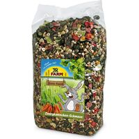 JR Farm Dwarf Rabbit Food Feast - 15kg