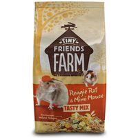 Reggie Rat Food - Economy Pack: 2 x 2.5kg