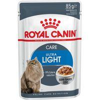 Royal Canin Ultra Light in Gravy - 12 x 85g