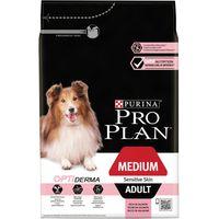 Pro Plan Adult Medium Sensitive Skin OptiDerma - Salmon - 14kg