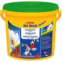 Sera Koi Royal Medium Granules - 3800ml