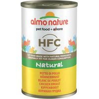 Almo Nature Classic 6 x 140g - Atlantic Tuna