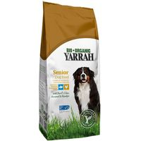 Yarrah Organic Senior (Gluten-Free) - Economy Pack: 2 x 10kg