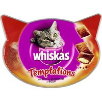 Whiskas Temptations 60g - Beef