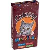 Catessy Mini Sticks - 36 x 4 different Mini Sticks (each 2g)