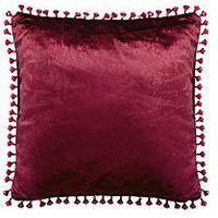 Curtain Call Filled Cushion