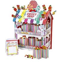 Sweet Shop Rainbow Treat Stand, One Colour, Women