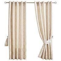 Griffin Ringtop Curtains 46X54 Cm