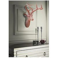 Arthouse Star Studded Stag - Pink