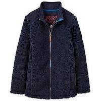 Joules Boys Angus Fleece, Navy, Size 5 Years