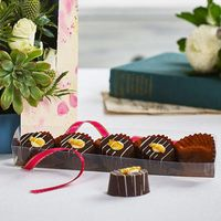 Orange Chocolates