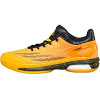 adidas Mens Crazylight Boost Low Basketball Shoes Solid Gold/Black/Solid Gold