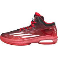 adidas Mens Crazylight Boost Basketball Shoes Scarlet/White/Black