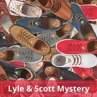 Lyle And Scott Vintage Mens Mystery Shop Footwear