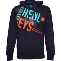 Henleys Mens Pirate Hoody Navy