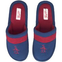Original Penguin Mens Relax Slippers Navy/Pom