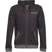 883 Police Mens Bladon Zip Up Hoody Charcoal