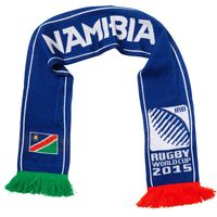 Rugby World Cup Namibia Scarf Royal