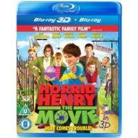 Horrid Henry: The Movie 3D