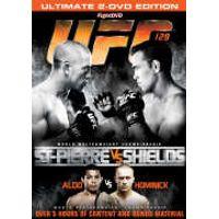 UFC 129: St-Pierre Vs Shields