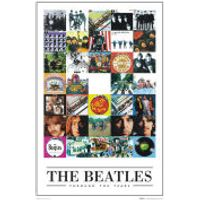 The Beatles Through the Years - Maxi Poster - 61 x 91.5cm
