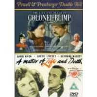 The Life And Death Of Colonel Blimp/A Matter Of Life & Death