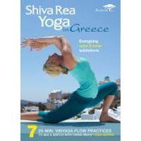 Shiva Rea in Greece