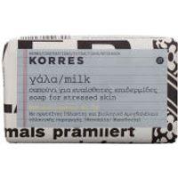 KORRES MILK SOAP (125G)