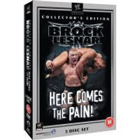 WWE: Brock Lesnar - Here Comes The Pain - Collectors Edition