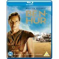 Ben Hur (Includes 3 Discs)