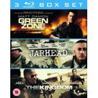 Green Zone / Jarhead / The Kingdom